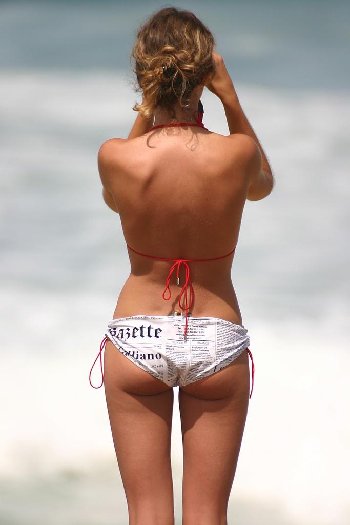 sexy culo spiaggia